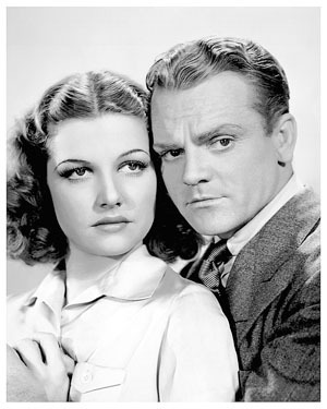 Ann Sheridan & James Cagney